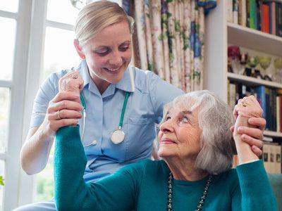 Physiotherapeuten (w/m/d) für Hausbesuche in Teil- oder Vollzeit gesucht!
