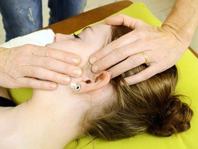 Kiefergelenkstherapie bei CMD